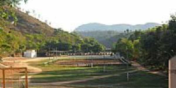 Parque Bernardo Herzog em Itaguaçu-ES-Foto:Sergio Falcetti