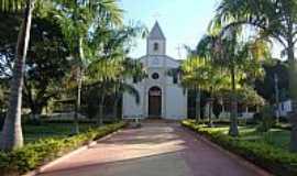 Itaici - Itaici-ES-Igreja Matriz-Foto:munizfreire.es.gov.br