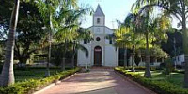 Itaici-ES-Igreja Matriz-Foto:munizfreire.es.gov.br
