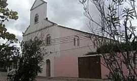 Vila São Francisco - Igreja Matriz de Vila de São Francisco-AL-Foto:descansoploucura.