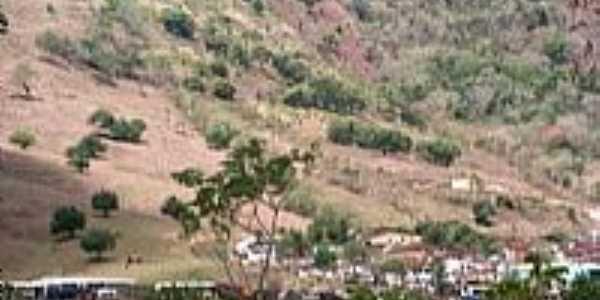 Vista de Vila de São Francisco-AL-Foto:descansoploucura.