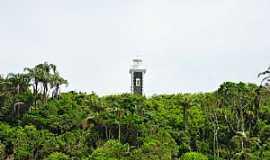 Itapemirim - Itapemirim-ES-Farol da Ilha dos Franceses-Foto:sgtrangel