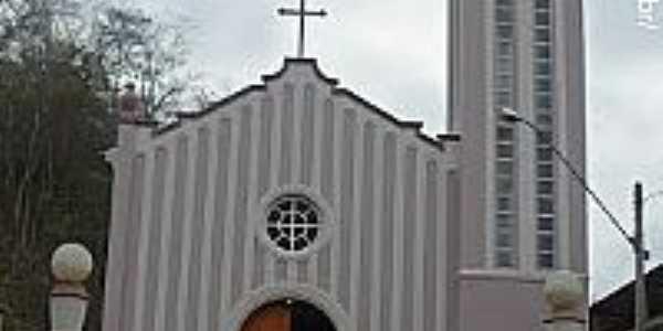 Igreja de São Sebastião em Itarana-ES-Foto:Sergio Falcetti