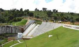 Itauninhas - Barragem de Itauninhas a maior do Estado do Espirito Santo