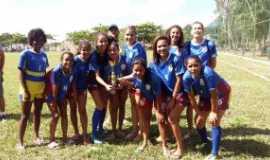 Itauninhas - Time feminino de Itauninhas em Torneio, Por Leticia Paes