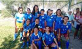Itauninhas - time feminino de itauninhas, Por Leticia Paes