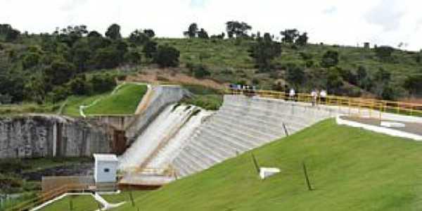 Barragem de Itauninhas a maior do Estado do Espirito Santo