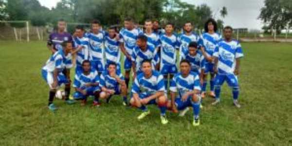 time de futebol de itauninhas futebol clube, Por thiego