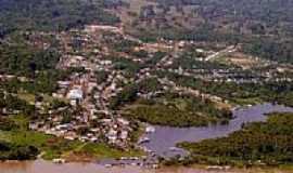 Alvarães - Vista aérea de Alvarães-Foto:euxinhasilva
