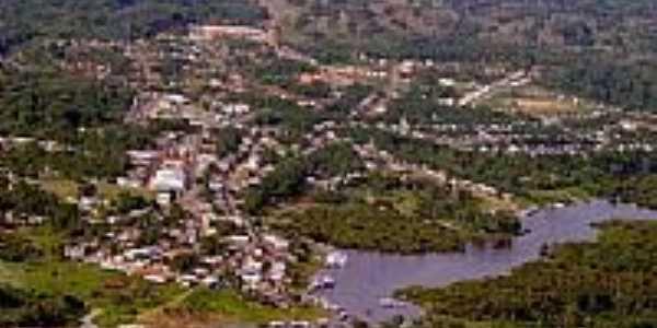 Vista a�rea de Alvar�es-Foto:euxinhasilva