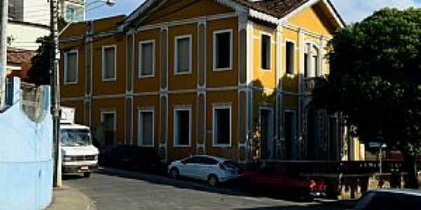 Vista da Sede de Iúna Foto: Ricardo Vervloet