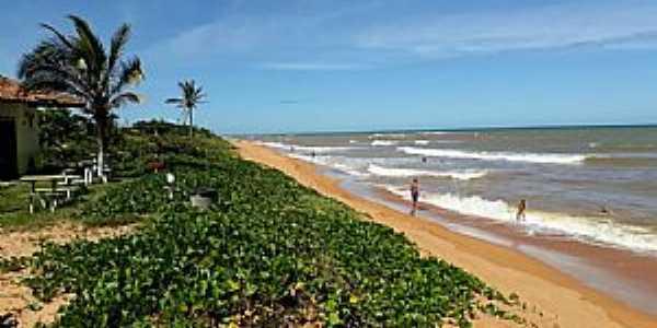 Imagens da Praia de Jacaraipe - E