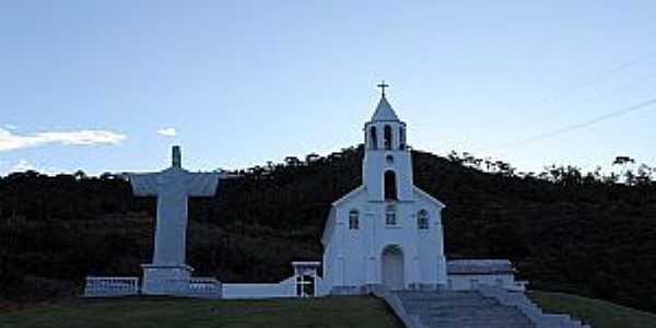 Jaciguá-ES-Igreja Matriz-Foto:www.folhavitoria.