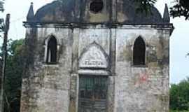 Jacupemba - Igreja-Foto:Luiz Barcelos