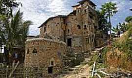 Jacupemba - Jacupemba-ES-Arquitetura Indígena-Foto:jacupemba-online.blogspot.