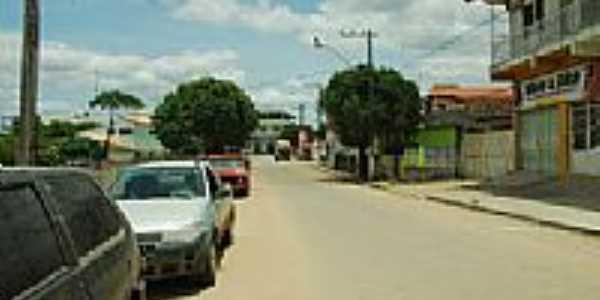 Jacupemba-ES-Centro da cidade-Foto:jacupemba-online.blogspot.