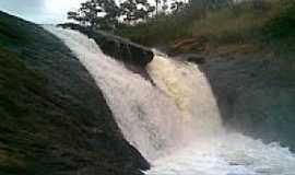 Jaguaré - Cachoeira do Bereco-Foto:RENATO-LUCHI-MARTINS