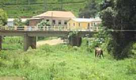 Joaçuba - Ponte área rural-Foto:Vanderley Silva