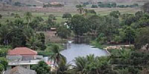 Lago área rural-Foto:Alfa Sonorização