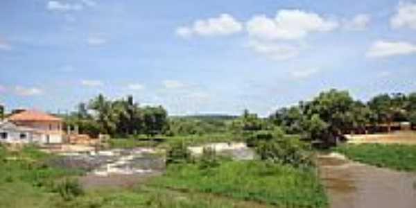 Vista do Rio em Joaçuba-Foto:Vanderley Silva