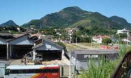 João Neiva - João Neiva-ES-Vista parcial da cidade-Foto:Francisco H. Moro