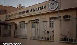 Linhares - Corpo de bombeiros da Pol�cia Militar de Linhares-ES-Foto:Sergio Falcetti