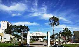 Linhares - Linhares-ES-Praça no local da fundação da cidade-Foto:Elpídio Justino de Andrade