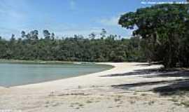 Linhares - Linhares-ES-Praia das Três PontasLagoa Juparanã-Foto:Sergio Falcetti