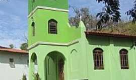 Mangaraí - Igreja em Mangaraí-Foto:r3n3mystto