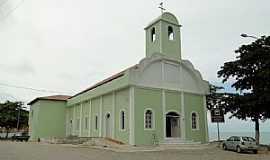 Marataízes - Igreja de Nossa Senhora da Penha em Marataízes, - Por sgtrangel