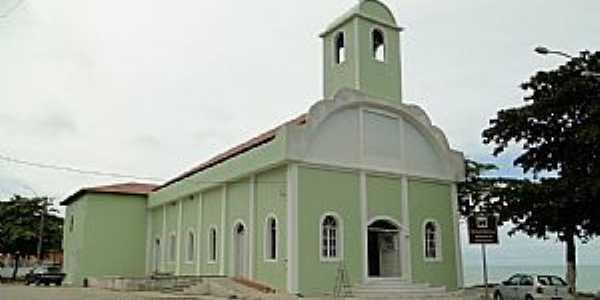 Igreja de Nossa Senhora da Penha em Marataízes, - Por sgtrangel