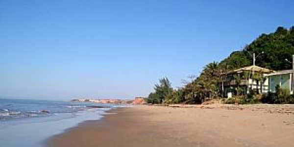 Praia dos Cações, Marataízes, ES - por LucianeSC