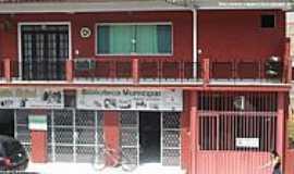 Marechal Floriano - Biblioteca Municipal em Marechal Floriano-ES-Foto:Sergio Falcetti