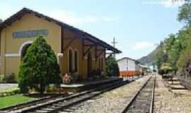 Marechal Floriano - Estação Ferroviária de Marechal Floriano-ES-Foto:Sergio Falcetti