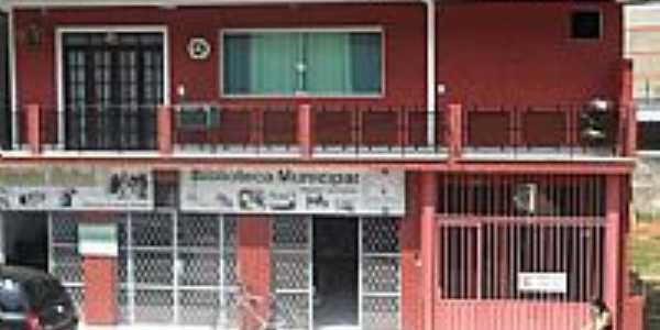 Biblioteca Municipal em Marechal Floriano-ES-Foto:Sergio Falcetti