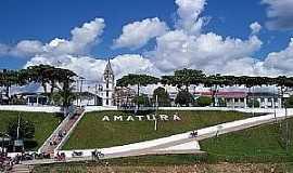 Amaturá - Amaturá-AM-Vista da cidade-Foto:brasilviagemfantastica.blogspot.com