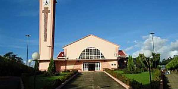 Igreja Matriz de Marilândia ES