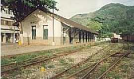 Mimoso do Sul - Estação Ferroviária de Mimoso do Sul-ES-Foto:marcelopires