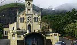 Mimoso do Sul - Igreja Matriz em Mimoso do Sul-ES-Foto:Elpídio Justino de A…