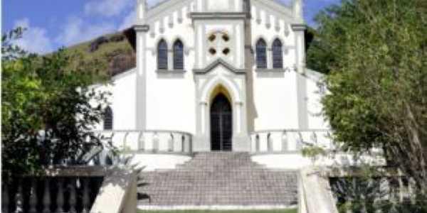 Igreja Matriz de São José - - Foto Alberto Rodolfo - visaobrasilvip.com.br cartões postais, Por Alberto Rodolfo