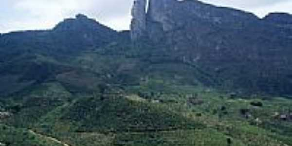 Pico dos Pont�es em Mimoso do Sul-ES-Foto:Thiago Costa