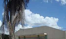 Montanha - Montanha-ES-Entrada   do   Estádio   Municipal   Lothar   Reuter   Lima-Foto:markupolo