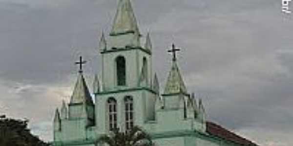 Montanha-ES-Igreja de São José na Comunidade 30 de Maio-Foto:Sergio Falcetti