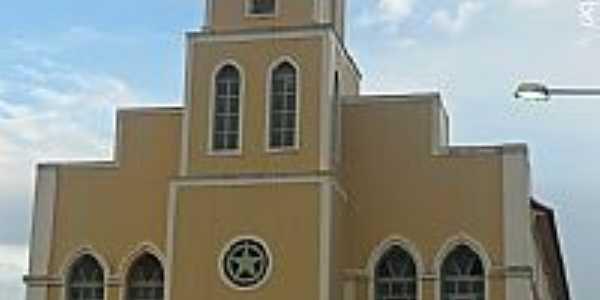 Montanha-ES-Igreja de São Sebastião na Comunidade de São Sebastião do Norte-Foto:Sergio Falcetti