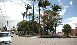 Mucurici - Praça central-Foto:Agência Focar - Agna…