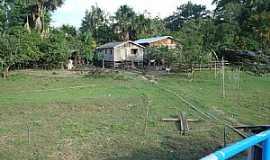 Anamã - Anamã-AM-Casas no distrito-Foto:marcelotec