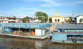 Anamã - Anamã-AM-Prefeitura Municipal-Foto:mapio.net