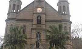Muqui - Igreja Matriz de São João Batista em Muqui-ES-Foto:Sergio Falcetti