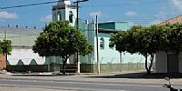 Igreja Católica de Nestor Gomes-Foto:eliveltonsa