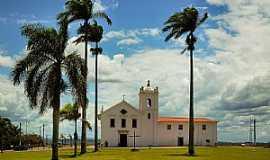 Nova Almeida - Nova Almeida-ES-Igreja dos Reis Magos-Foto:www.cbll.com.br